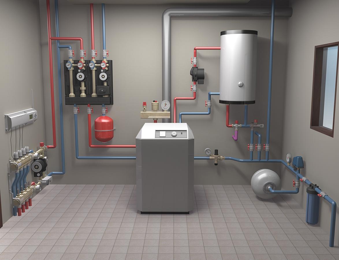 preventivo impianto riscaldamento roma