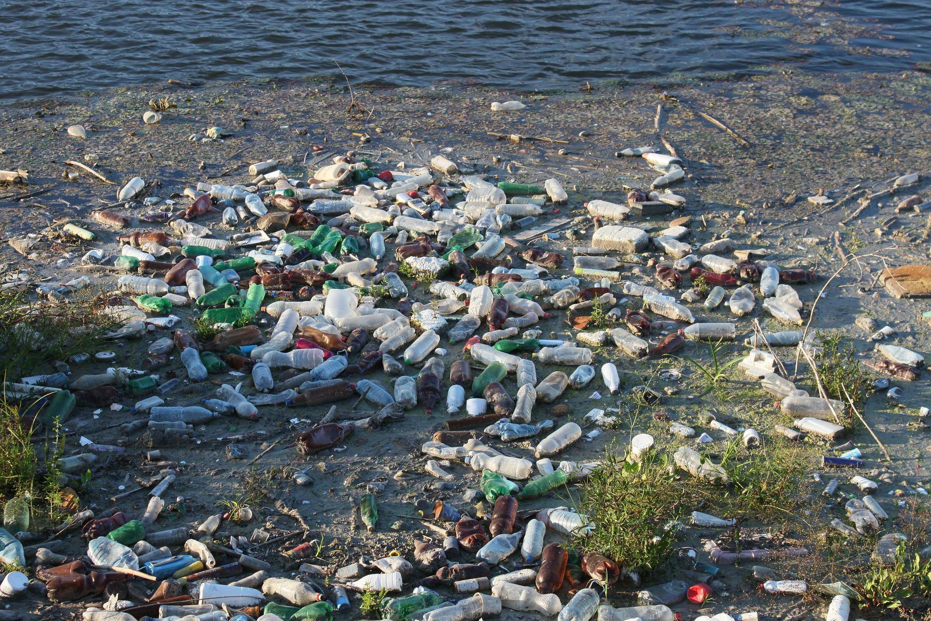 inquinamento da plastica depurazione acqua domestica